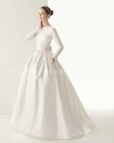 Rosa Clara 278 CORCEGA Organza And Tulle Ivory/WHITE wedding gown