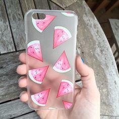 Summer Watermelon iPhone Case