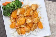 Spicy Mandarin Orange Chicken #Recipe. Gluten Free option, done under 20 minutes.