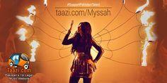 Listen & Download the sensational track #DunyaNayMujheRoka by Myssah on Taazi now=> http://taazi.com/Myssah #Myssah #NewRelease #SupportPakistaniTalent #DownloadLegally