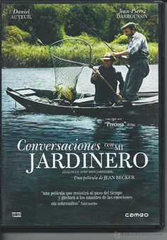 CONVERSACIONES CON MI JARDINERO