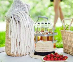 Summer time picnic