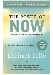 Book Excerpt: The Power of Now by Eckhart Tolle - @Helen George #supersoulsunday