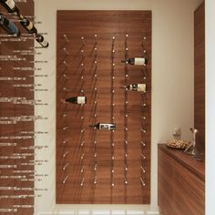 Modern Wine Cellar Design