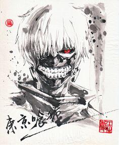 Tokyo Ghoul Kaneki Ken