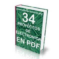 34 Proyectos de Electronica en PDF – CEKIT Electronics Projects, Electronic Circuit Projects, Electronics Components, Electronic Engineering, Diy Electronics, Metal Bender, Arduino Programming, Electrical Symbols, Ham Radio Antenna