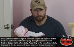 The Hilarious Reason There Was a Fake Baby in 'American Sniper' - http://www.factfiend.com/the-hilarious-reason-there-was-a-fake-baby-in-american-sniper/