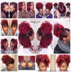 Love the versatility of natural hair