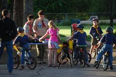 How to put on a Bike Rodeo | Scouter Adam's Blog