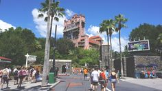 Tower of Terrror in Hollywood Studios, Disney World | Adventures in a New(ish) City #vacation #travel #florida #disney #food #foodblogger #newishcityHOU