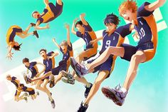*Haikyuu!!* The Mistreated Volleyball Player - Ch.2 The Volleyball Team