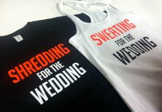 Sweating+for+the+Wedding+Workout+Tank+Top++by+fitlittlebride,+$25.00