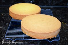 How to Make Perfect Sponge Cake- Russian Biskvit Cake – Бисквит