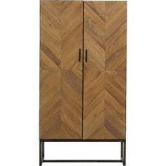 Trendhopper Venice Kast | Eijerkamp Wonen Wardrobe Design, Door Design, Armoire, Tall Cabinet Storage, Kitchen Design, Furniture Design, New Homes, Woodworking, Doors
