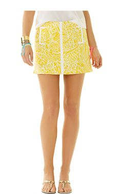 Skorts are the ultimate warm-weather piece to add to your closet. Not only are they cute and comfortable, but they make you look polished and ladylike while you feel like you're wearing your favorite pair of short shorts!