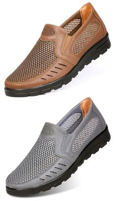 US 32.55 Large Size Men Old Peking Style Mesh Fabric Casual Shoes shoes   summer 154fba9428f