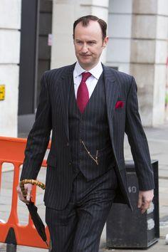 Mark Gatiss - Mycroft Holmes (Sherlock, BBC)