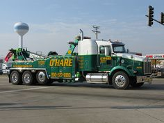 o'hare tow trucks and wreckers 317  | Flickr: The O'Hare towing fan club Pool