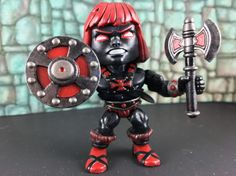 Anti-Eternia He-Man (Masters of the Universe) Custom Action Figure
