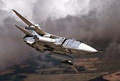 Aviones Caza y de Ataque: Su-24 Fencer