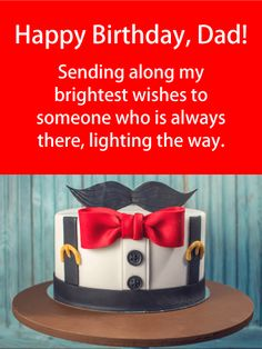 Send Free My Brightest Wishes - Happy Birthday Card for Father to Loved Ones on Birthday & Greeting Cards by Davia. It's free, and you also can use your own customized birthday calendar and birthday reminders. Father Birthday Quotes, Birthday Message For Father, Birthday Greetings For Dad, Thank You Messages For Birthday, Special Birthday Wishes, Birthday Reminder, Happy Birthday Dad, Birthday Greeting Cards, Father Quotes