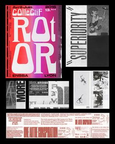 """thisiscatalogue: """"Amazing work from Lyon based graphic design studio Intercouleur. Book Design, Layout Design, Design Ideas, Collage Book, Daily Page, Beautiful Series, Graphic Design Studios, Poetry Books, Visual Communication"""