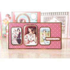 Claire Coxon Delightful Deco Collection - Includes Topper Collection and Inserts No Colour