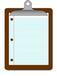 clipboards clip art from carrberrycreations on teachersnotebook com rh pinterest com  free clipart clipboard with pencil