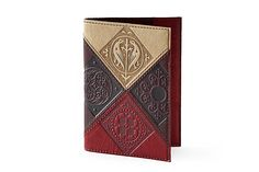 NEW HANDMADE ID passport cover made from genuine leather. Original gift for you or your loved ones! | eBay!