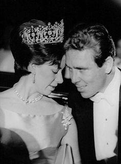 "HRH Princess Margaret and Anthony Armstrong-Jones ""Lord Snowdon"" Royal Princess, Princess Diana, Princesa Margaret, Duchess Of York, Duke And Duchess, Poltimore Tiara, Margaret Rose, Royal Crown Jewels, Royal House"
