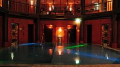 The Oriental bath is the last and most impressive link to a nearly two-thousand year old tradition. The bathing ritual …