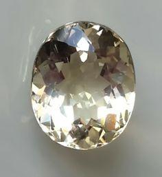 3.05ct Wonderful Silvery Gold Labradorite Andesine gem VVS