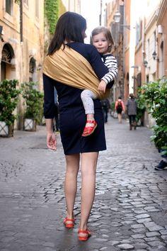 the sling diaries: rachael and lux babywearing inspiration! #sakurabloom #toddlerwearing #pregnancy