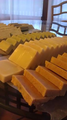 step-by-step by little country house: Soap Making