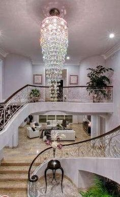 Luxury Mansions-Foyers/Entrances⭐️