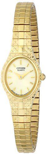Citizen Women's EK3682-97P Bracelet Watch