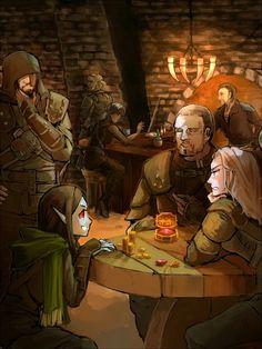 Elder Scrolls Games, Fictional Characters, Fantasy Characters