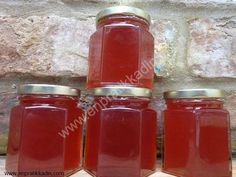 Apple Jelly from Fruit Juice Recipe - Canning - Fruit Juice Recipes, Jelly Recipes, Jam Recipes, Canning Recipes, Apple Recipes, Apple Juice Jelly Recipe, Recipies, Canning Tips, Crab Apple Jelly