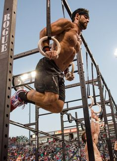 Rich Froning: will do a muscle up one day! http://Babykettlebell.com