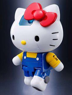 Chogokin Hello Kitty