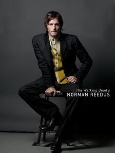 Norman Reedus, The Walking Dead, Darryl