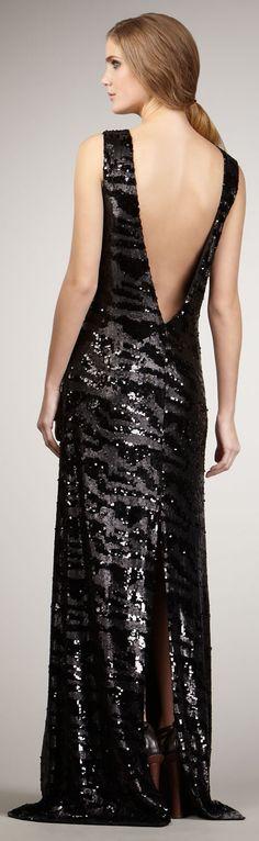 Rachel Zoe Isabella Sequined Black Gown $ 278.00  http://www.lyst.com/clothing/rachel-zoe-isabella-sequined-gown-black-1/