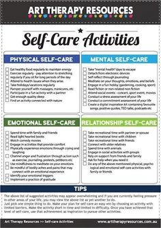Group Therapy Activities, Therapy Worksheets, Activities For Teens, Counseling Activities, List Of Activities, Self Care Activities, Activity List, Self Care Worksheets, Wellness Activities