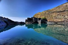 pembrokeshire, the blue lagoon Natural Architecture, Pembrokeshire Coast, Out Of This World, Blue Lagoon, New Adventures, South Wales, Summer Travel, Cardigan Wales, Seaside