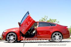 Vertical Doors, Door Kits, Ford Fusion, Car Accessories, Bmw, Vehicles, Cars, Exotic, Stylish
