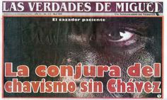 Las Verdades de Miguel, Año 13, Nº 615, 3 al 9 marzo de  2017