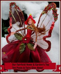 Top Ten Posts & Fairy Give-Away http://ourfairfieldhomeandgarden.com/top-ten-posts-pins-of-2013-our-fairfield-home-garden/