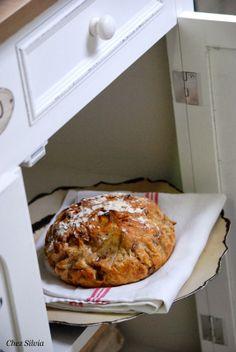 CHEZ SILVIA: Pan de manzana y nueces. Food Porn, Bread, Bike, Apple Desserts, Lolly Cake, Buns, Cooking Recipes, Meals, Favorite Recipes
