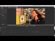 Adobe AE CC 2015 Face Tracker and mocha AE An Overview