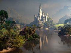 Belle Isle Castle - N.Ireland Burg Eltz (Eltz Castle), Germany castle Vajdahunyad Castle in Budapest Castles Beautiful Castles, Beautiful Buildings, Beautiful World, Beautiful Places, Fantasy Castle, Fairytale Castle, Enchanted Castle, Cinderella Castle, Castle In The Sky